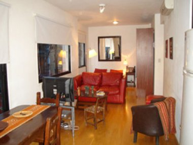 Rent  Temporary Apartment 1 Room in Palermo, Cardon Tower Thames and Charcas