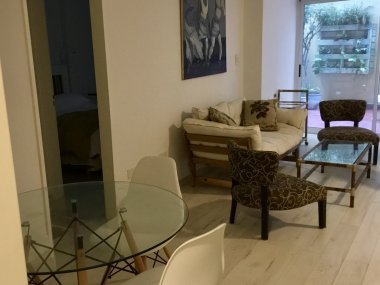 Rent  Temporary Apartment 2 Rooms in Palermo Chico, Ortiz de Ocampo and Cabello