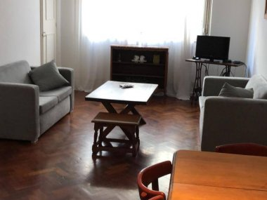 Rent  Temporary Apartment 3 Rooms in Retiro, Esmeralda and Santa Fe
