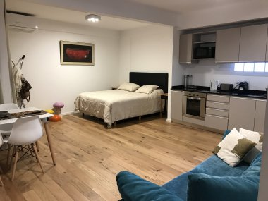 Rent  Temporary Apartment 1 Room in Recoleta, Beruti and Laprida