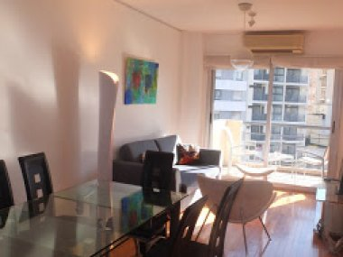 Rent  Temporary Apartment 3 Rooms in Las Cañitas, Marchi and Dorrego 6 floor