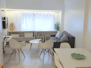 Rent  Temporary Apartment 2 Rooms in Palermo, Billinghurst y Mansilla