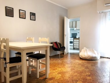 Rent  Temporary Apartment 3 Rooms in Palermo, Armenia and Paraguay