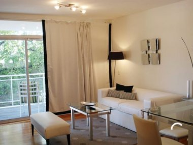 Rent  Temporary Apartment 2 Rooms in Palermo Hollywood, Arevalo and Nicaragua