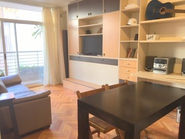 Rent  Temporary Apartment 2 Rooms in Villa Crespo, Julian Alvarez and Acevedo