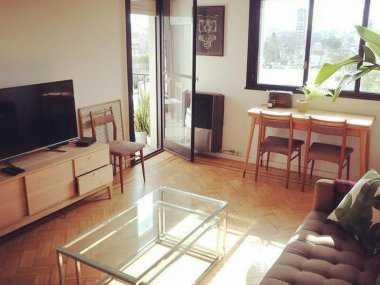 Rent  Temporary Apartment 3 Rooms in Palermo Soho, Malabia and Gorriti