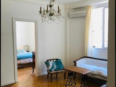 Rent  Temporary Apartment 2 Rooms in Recoleta, Rodriguez Peña and Juncal