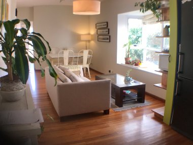 Rent  Temporary Apartment 2 Rooms in Belgrano, Villanueva and Zabala