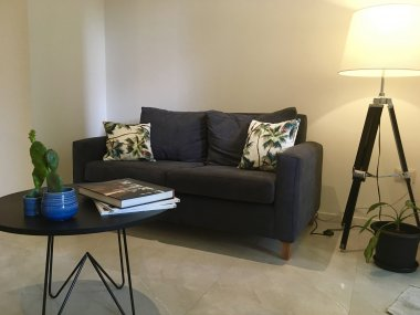 Rent  Temporary Apartment 2 Rooms in Palermo Hollywood, Humbolt and Guatemala